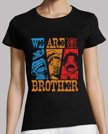 nous sommes frères - un anime morceau