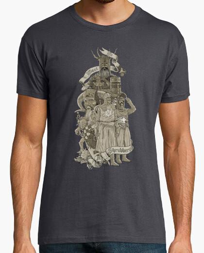 Tee-shirt nous voulons une pépinière!