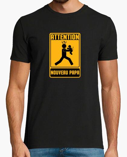 Camiseta Nouveau Papa