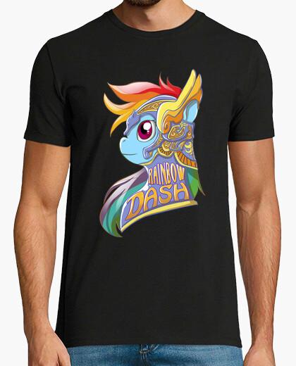 Tee-shirt nouveau tableau de bord arc-en-