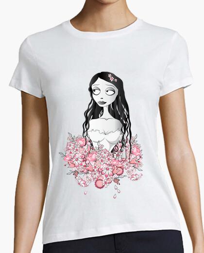 Camiseta Novia Cadaver