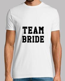 novia del equipo / de la boda