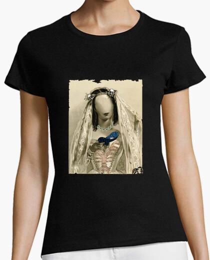 Camiseta Novia Fantasma