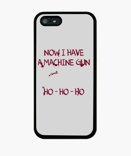 Now i have a machine gun iphone cases