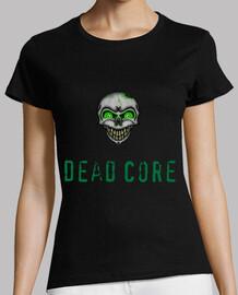 noyau morts t-shirt  femme
