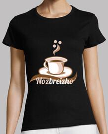 Nozbreizho - T-shirt femme