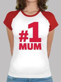 número no. 1 mamá