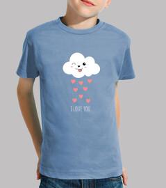 nuage d'amour