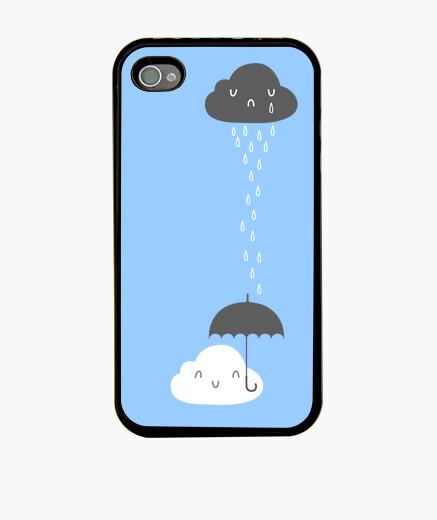 Coque iPhone nuages (iphone)