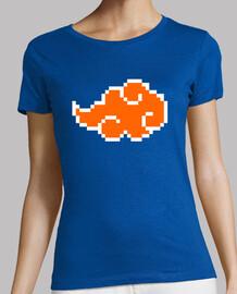Nube Mágica DBZ 8bit (Camiseta Mujer)