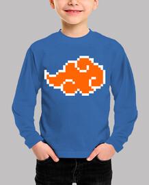 Nube Mágica DBZ 8bit (Camiseta Niño)
