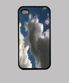 Nubes (Funda iPhone 44S)
