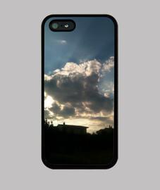 Nubes (Funda iphone 5)