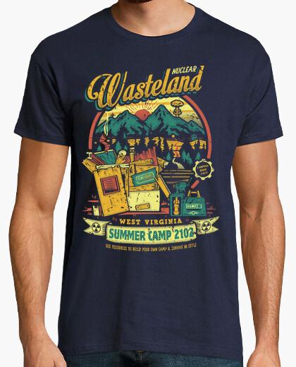 Camiseta Nuclear Summer Camp