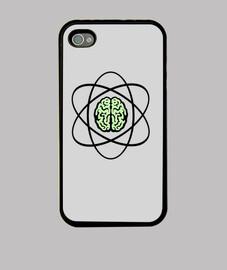 Núcleo Atómico Cerebro