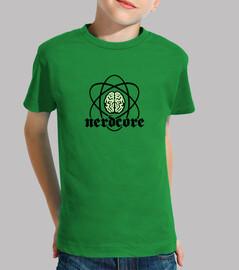 Núcleo Atómico Cerebro de Nerdcore