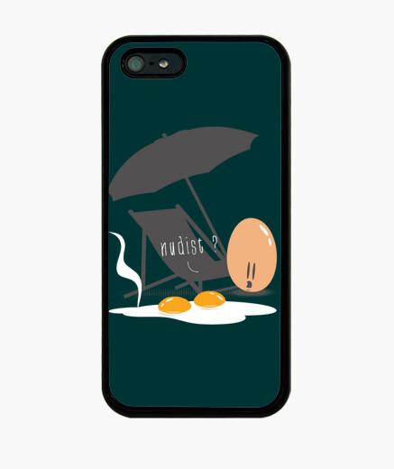 Nudiste - Coque iPhone
