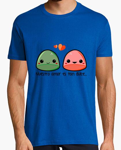 Camiseta Nuestro amor es tan dulce...