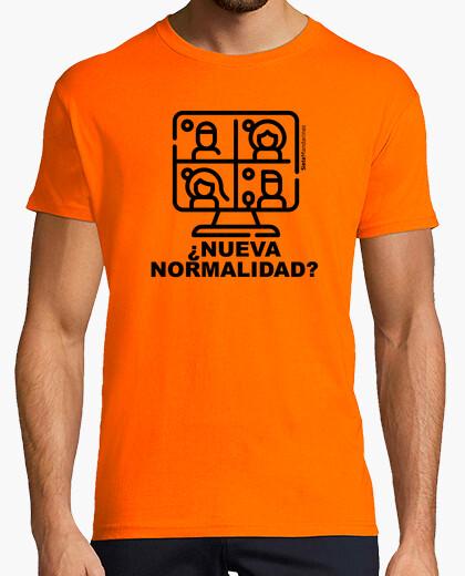 Camiseta Nueva normalidad