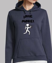 Nuevo jersey con nuevo diseño (one more) para mujer 2019.