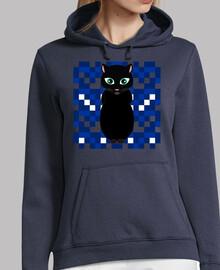 nuit de chat noir