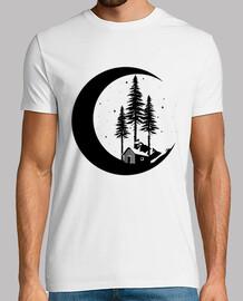 nuit de forêt