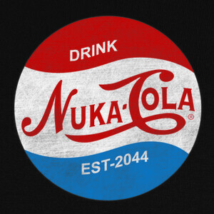 Camisetas Nuka Cola Retro