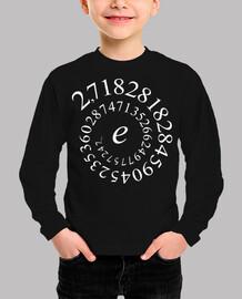 number e - maths -