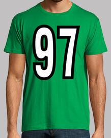 Número 97 (ambos lados)
