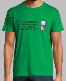 Numero de telefono