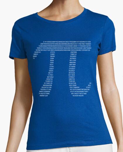 Camiseta Número Pi
