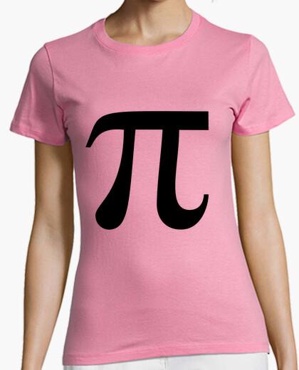 Camiseta numero pi