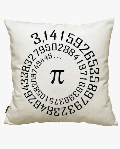 Funda cojín número Pi - Maths -