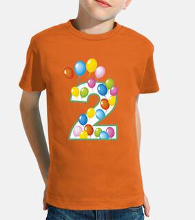 numéro secondo compleanno due