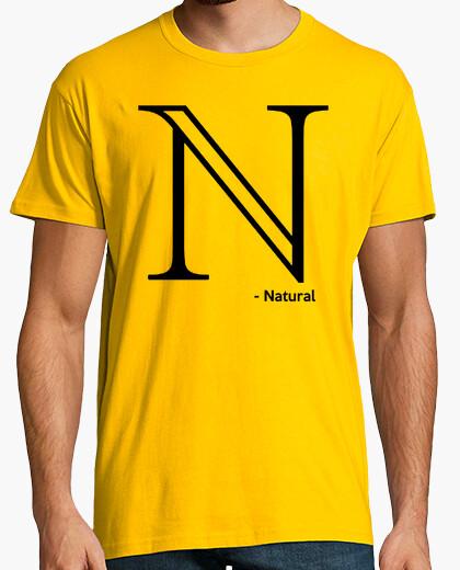 Camiseta Numeros Naturales