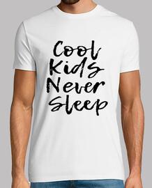 nunca dormir
