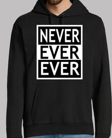 nunca jamás