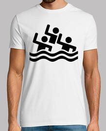 nuotatore sincronizzato