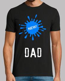 nuovo dad blu macchia