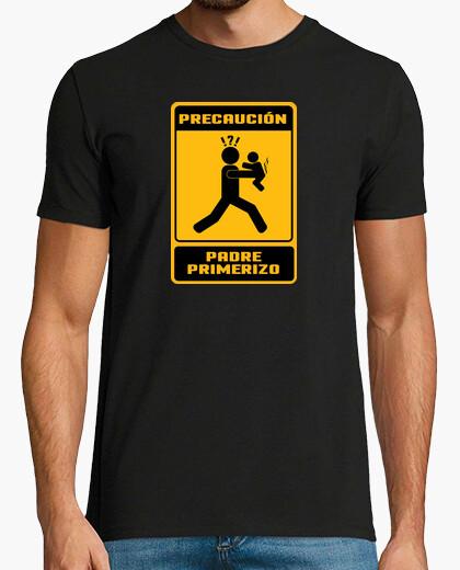 T-shirt nuovo genitore