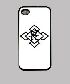nura osore logo iphone4 cover
