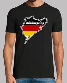 Nurburgring - Bandera