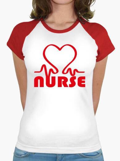 Camiseta NURSE