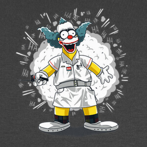 Camisetas Nurse Krusty