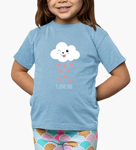 Abbigliamento bambino nuvola di amore