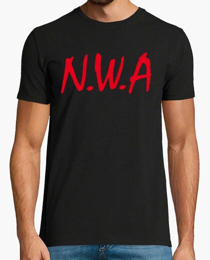 Camiseta N.W.A