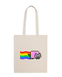 Nyan cat (Bolsa)