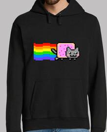 Nyan cat (Sudadera Boy)