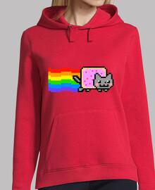 Nyan cat (Sudadera girl)