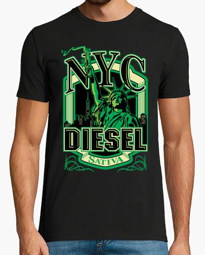 Camiseta NYC Diesel Sativa